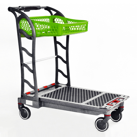 Specialist strore trolleys