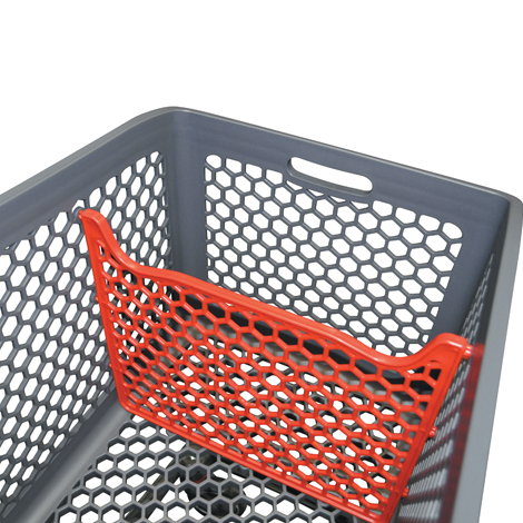 Optional extras for trolleys