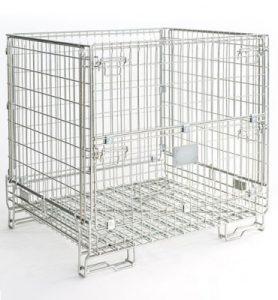 Stillage cages